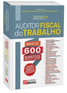 Gabaritado e Aprovado - Auditor Fiscal do Trabalho - 1ª edição