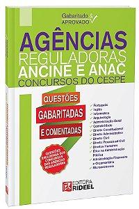 Gabaritado e Aprovado - Agências Reguladoras ANCINE e ANAC - 1ª edição