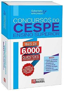 Gabaritado e Aprovado - Concursos do CESPE - Ensino Superior - 1ª edição