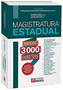 Gabaritado e Aprovado - Magistratura Estadual - 1ª edição