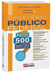 Gabaritado e Aprovado - Ministério Público Federal - 1ª edição