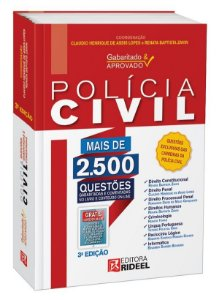 Gabaritado e Aprovado - Polícia Civil - 3ª edição