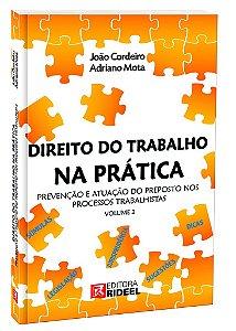Direito do Trabalho na Pratica - Prevenção e Atuação do Preposto nos Processos Trabalhistas - vol 2 - 1ª edição