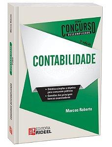 Concurso Descomplicado - Contabilidade - 2ª edição