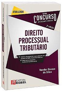 Concurso Descomplicado - Direito Processual Tributário - 2ª edição