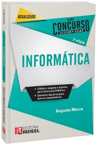 Concurso Descomplicado - Informática - 1ª edição