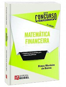 Concurso Descomplicado - Matemática Financeira - 5ª ediçao