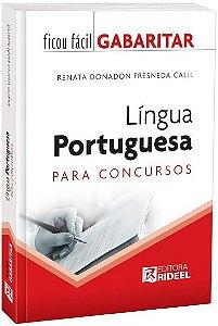 Ficou Fácil Gabaritar - Língua Portuguesa - 1ª ediçao