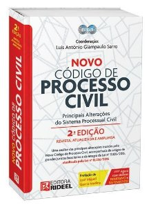 Novos Comentarios dos Artigos do Novo Codigo do Processo Civil - 2ª ediçao