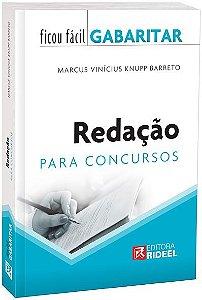 Ficou Fácil Gabaritar - Redação - 1ª edição