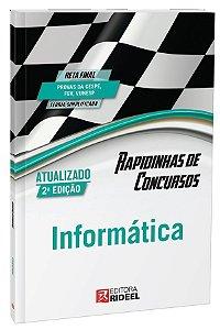 Rapidinhas de Concursos - Informática - 2ª edição