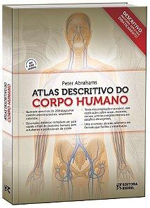 Atlas Descritivo do Corpo Humano - 1ª edição