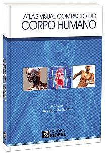 Atlas Visual Compacto do Corpo Humano - 4ª edição