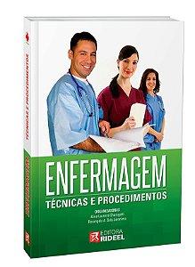 Enfermagem - Técnicas e Procedimentos - 1ª edição