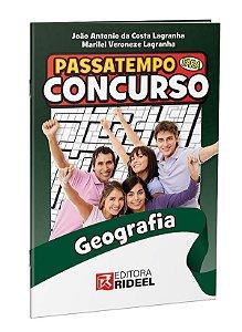 Passatempo para Concurso - Geografia 1ª ediçao