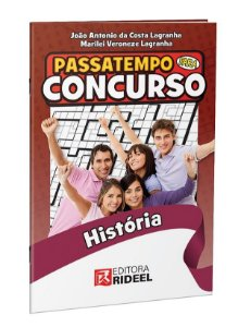 Passatempo para Concurso - Historia - 1ª ediçao