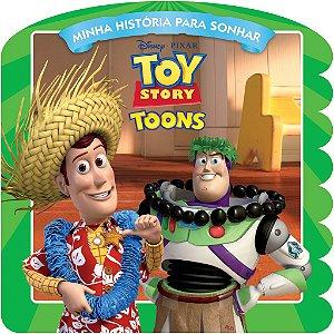 Disney Minha Historia para Sonhar - TOY STORY - FÉRIAS NO HAVAI