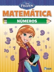 Matematica Frozen - NÚMEROS