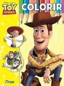 Colorir Grande - TOY STORY