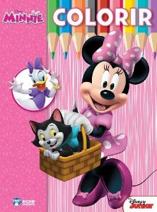 Colorir Grande - MINNIE