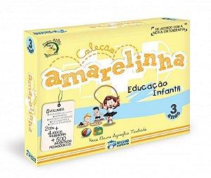 Amarelinha Educação Infantil - 03 Anos