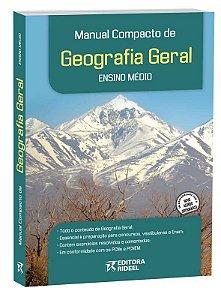 Manual Compacto de Geografia Geral - ENSINO MÉDIO
