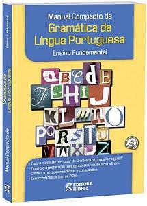 Manual Compacto de Gramática da Língua Portuguesa – ENSINO FUNDAMENTAL