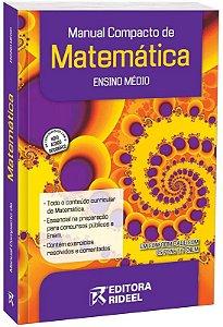 Manual Compacto de Matemática – ENSINO MÉDIO