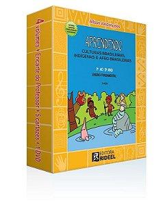 Coleção Aprendendo Culturas Brasileiras, Indígenas e Afro-Brasileiras