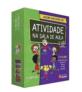 COLEÇÃO ATIVIDADE NA SALA DE AULA – 2º ANO ENSINO FUNDAMENTAL