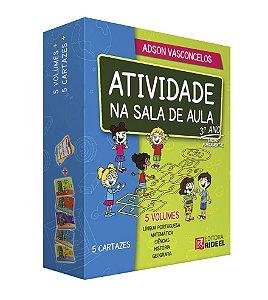 COLEÇÃO ATIVIDADE NA SALA DE AULA – 3º ANO ENSINO FUNDAMENTAL