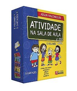 COLEÇÃO ATIVIDADE NA SALA DE AULA – 4º ANO ENSINO FUNDAMENTAL