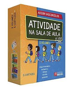 COLEÇÃO ATIVIDADE NA SALA DE AULA – 5º ANO ENSINO FUNDAMENTAL