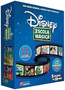 Coleção Escola Mágica Disney