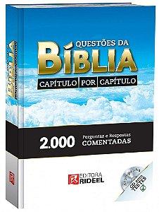 Questóes da Bíblia - Capítulo por Capítulo