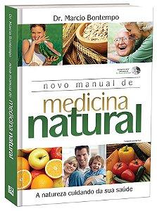 Novo Manual de Medicina Natural - 2ª edição