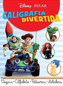 Disney Caligrafia Divertida - EDIÇÃO ESPECIAL