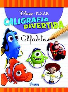 Caligrafia Divertida - ALFABETO