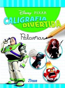 Caligrafia Divertida - PALAVRAS