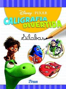 Caligrafia Divertida - SILABAS