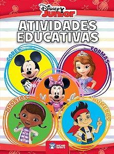 Atividades Educativas - DISNEY