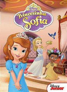Biblioteca Disney - PRINCESINHA SOFIA