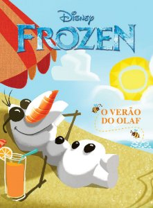 Biblioteca Disney - FROZEN - O VERAO DO OLAF