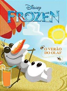 Biblioteca Disney - FROZEN - O VERAO DO OLAF