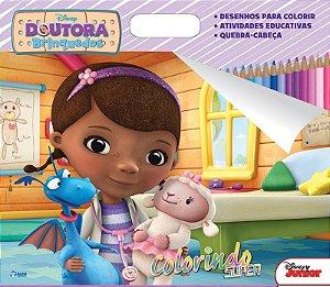 Super Colorindo Disney - DOUTORA BRINQUEDOS
