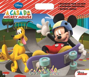 Super Colorindo Disney - A CASA DO MICKEY MOUSE