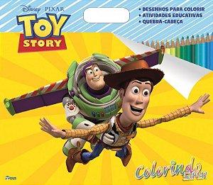 Super Colorindo Disney - TOY STORY
