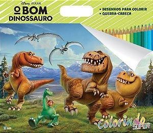 Super Colorindo Disney - O BOM DINOSSAURO