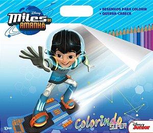 Super Colorindo Disney - MILES DO AMANHA