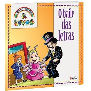 Cidade do Livro - O BAILE DAS LETRAS